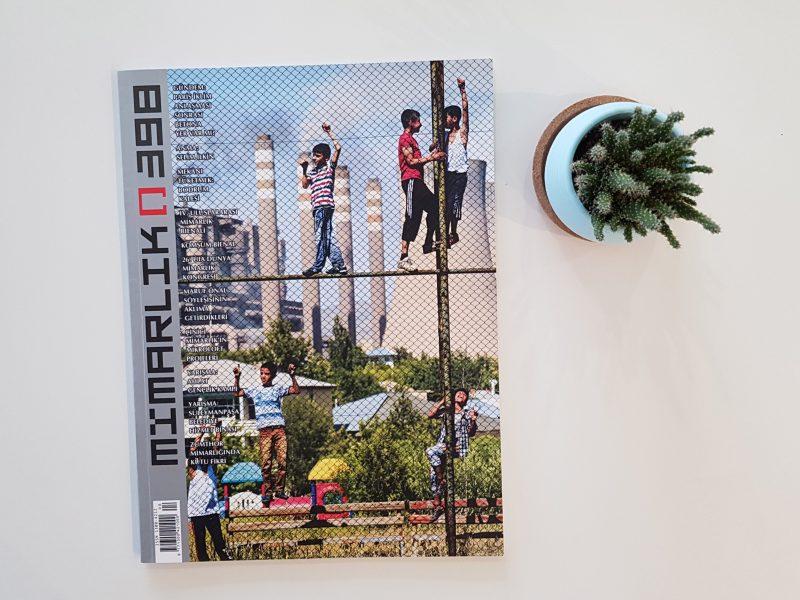 Mimarlık Dergisinde Süleymanpaşa Belediyesi Hizmet Binası Projemiz Yayınlandı