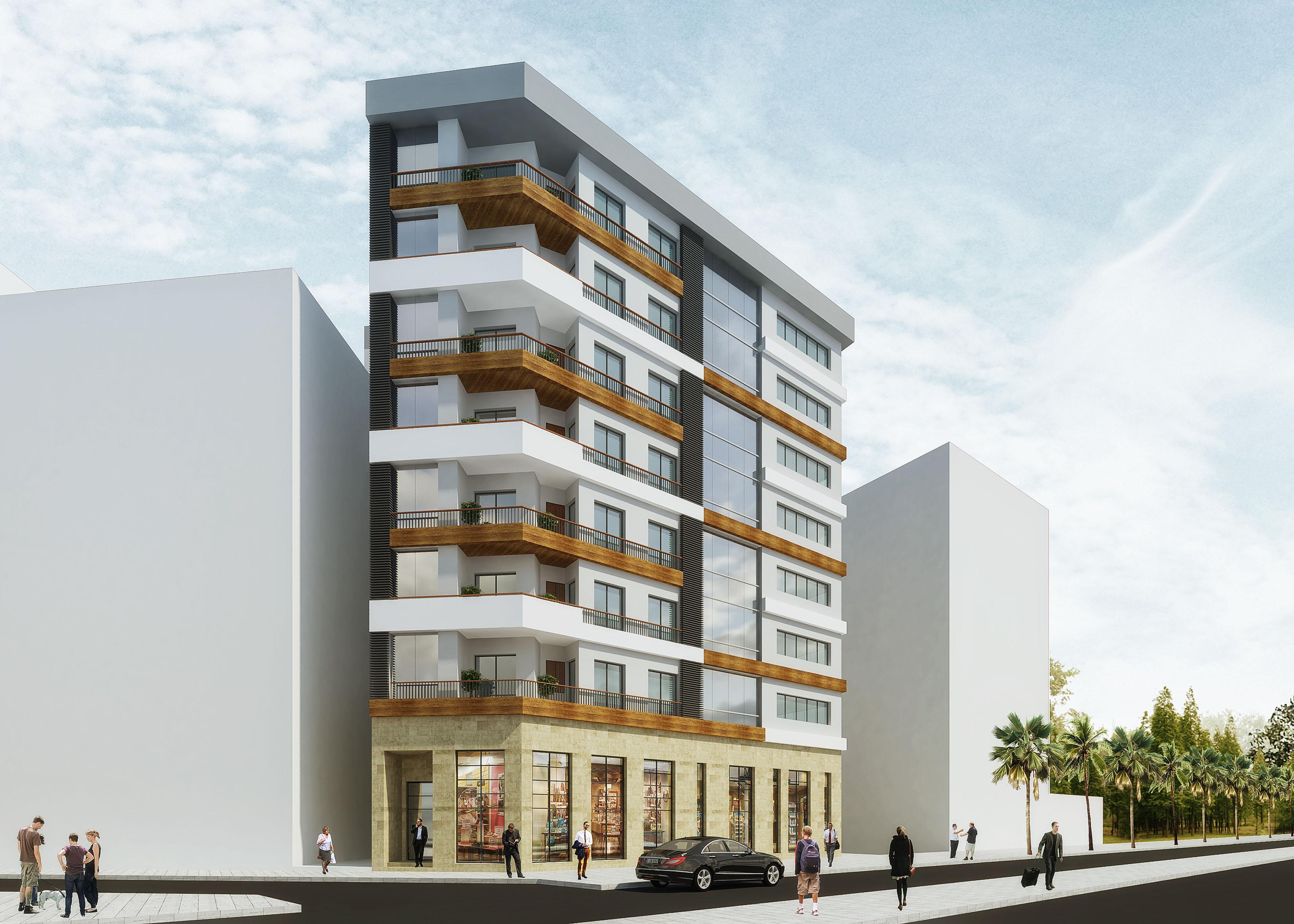 Paşa Meydan Apartmanı