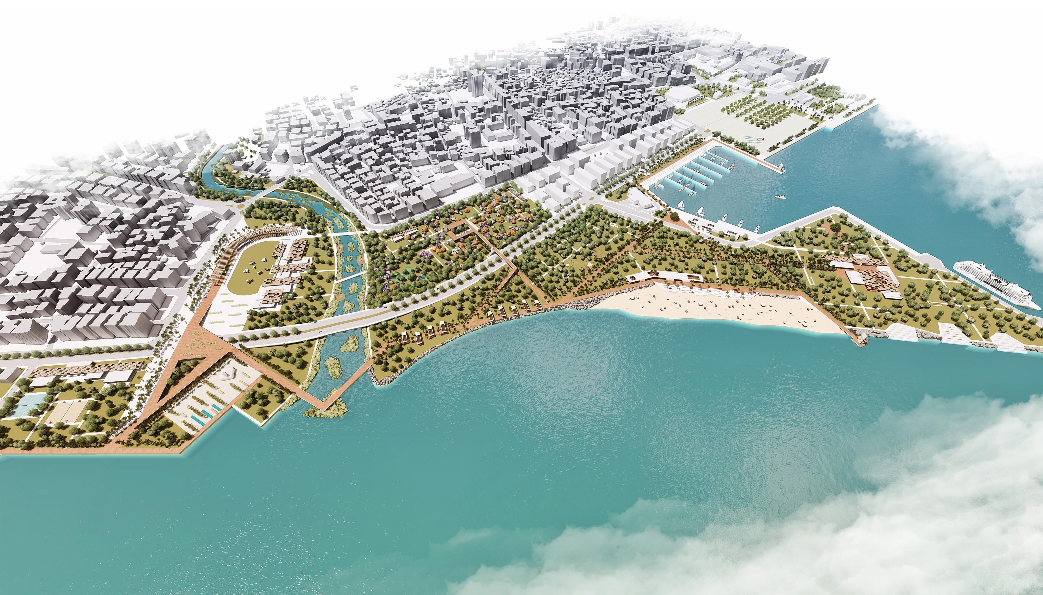 Mersin Kıyı ve Rekreasyon Düzenlemesi