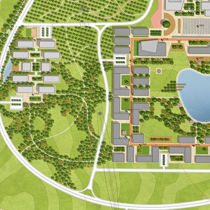 Bandırma Onyedi Eylül Üniversitesi Merkez Kampüsü